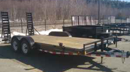 Load trail carhauler on our lot